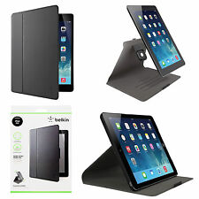 Genuine Belkin 360 ° CUSTODIA FLIP LIBRO COVER Girevole Supporto Folio per iPad Air