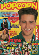Popcorn 5/1994 Mai,Tom Hanks,Ace of Bace,Take That,Roxette,East 17,Guns´N´Roses