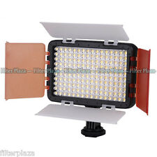 Mini Pro OE-160-LED Video Light On-Camera Lamp for Canon Nikon DSLR DV Camcorder