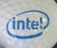 (1) INTEL SEMICONDUCTOR & COMPUTER MANUFACTURING LOGO GOLF BALL