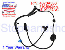 New ABS Wheel Speed Sensor for Mitsubishi Jeep Back Passenger Side