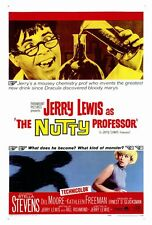 """THE NUTTY PROFESSOR Movie Poster [Licensed-NEW-USA] 27x40"""" Theater Size Lewis"""