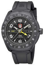 Luminox Men's Watch 5021 GMT SXC 5020 Space Series Black Dial Polycarbonate