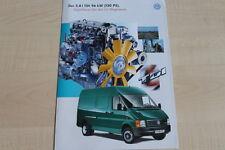 159499) VW LT 2.8 TDI 130PS Prospekt 199?