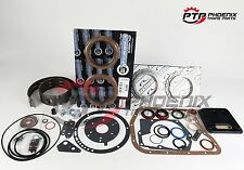 Dodge Ram 46RE 47RE A518 A618 Transmission Master Rebuild Kit Cummins 1998:2002
