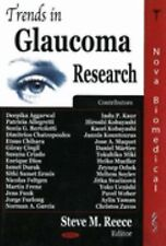 Trends in Glaucoma Research (2005, Hardcover)