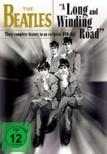 THE BEATLES - A LONG AND WINDING ROAD 4 DVDS MUSIK NEU