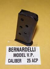 Bernardelli VP Vest Pocket 25 ACP 6 Round Magazine NEW