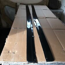 universal blade side skirts lips To Fit Most Cars  Fiberglass / Carbon Choices