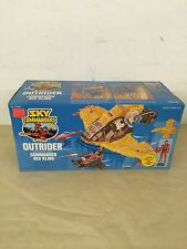 1987 Sky Commanders OUTRIDER with Rex Kling No. 35940 Kenner NOS NIB Unopened