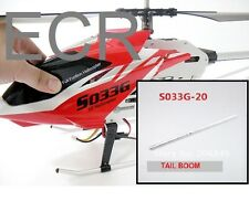 NEW BOOM TUBE FOR SYMA S033  S033G RC HELICOPTER SPARES PARTS