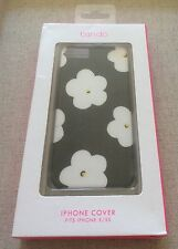 NWT Iphone 5/5s Ban.do Multi-Color Black Floral Hard Cell Phone Case