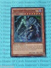 Illusory Snatcher REDU-EN037 Super Rare Yu-Gi-Oh Card Mint (U) New