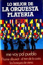 CAS - ORQUESTA PLATERIA - LO MEJOR DE LA ORQUESTA PLATERIA (SALSA LATINA) SEALED