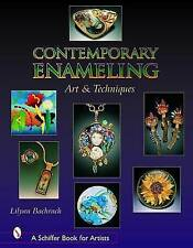 Contemporary Enameling, Lilyan Bachrach