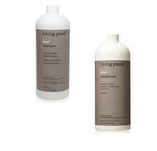 Living Proof No Frizz Shampoo and Conditioner Combo 1000ml