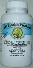 ALOE VERA BARBADENSIS MILLER ALOE IMMUNE ORGANIC SUPER FOOD 500mg 90CAPS