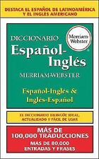 Diccionario Espanol-Ingles Merriam-Webster (2004, Paperback)