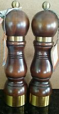 Peugeot Chateauneuf 23 cm Wood  Salt & Pepper Mills
