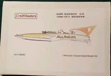 1/48th Scale Hydroplane  Resin Model kit