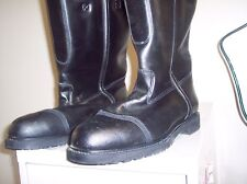 SIZE 15W  SERVUS FIREFIGHTING BOOTS FACTORY SECOND ON SALE FOR 151.96 REG 189.95