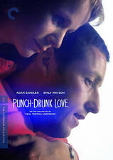 Punch-Drunk Love (DVD, 2016, 2-Disc Set, Criterion Collection)