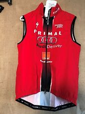 "6207 NWT Primal Cycling jersey men's M full front zipper ""Stages Cycling"" graphi"