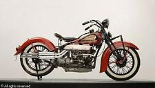 1936-1937-1938-1939-1940-1941-1942 INDIAN MOTORCYCLE  PARTS LIST CATALOG PDF