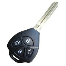 New Uncut Remote Key Fob 4Button 314.3MHz 4D Chip for Toyota Alphard Before 2005
