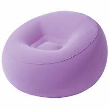 BestWay Air Chair Inflatable Relaxing Single Seat Sofa