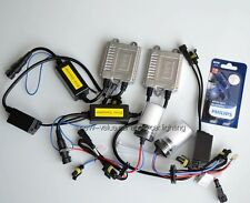 (CAN-BUS) H11 3000K Germany ASIC chip slim HYLUX Xenon HID kit + PHILIPS W5W