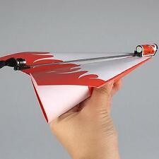 2016 Paper Kid Airplane Conversion Kit Powerup Propeller Gilder Model XT @