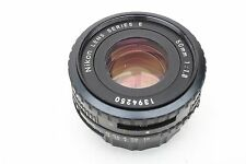 Nikon 50mm F1.8 Manual Ais e Lens 50/1.8 Nikkor Ai-s+SHARP+FAST++NICE