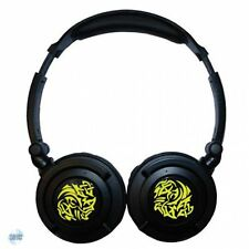 MAXELL Kopfhörer Headphones -Tribal Bass (yellow) (303524) NEU (EU Shop) 004-660