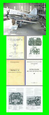 COLLECTION - NORTH AMERICAN P51D MUSTANG AVIAZIONE FLIGHT MANUAL AMI