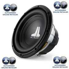 "JL Audio 10W0v3-4 10"" 25cm Car Audio Subwoofer W0 300w 4 ohm"