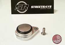 StreetRays EGR TUBE PLUG INTAKE BLOCK OFF Plate for LS L33 LQ4 LSX Silverado