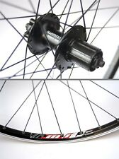 MOMENTUM WHEELS S-Track 2.10/M475 26in Disc/V-Brake Rear 6-Bolt  8/9 speed Black