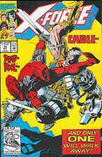 X-Force # 15 (3rd appearance Deadpool) (Estados Unidos, 1992)