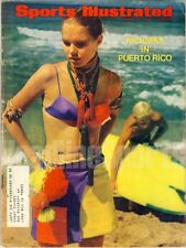 1969 Jamee Becker Puerto Rico Swimsuit Issue Sports Illustrated