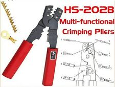 Multifunctional crimping pliers for non-insulated terminal HS-202B  fansen