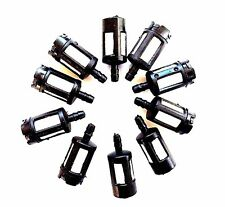 10 Piece In Tank Gas Line Fuel Filter For Weed Eater Weed Wacker Parts Blower