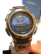 Casio AW-S90D-2A Sports Mens Tough Solar LED Light Alarm Watch Discontinued