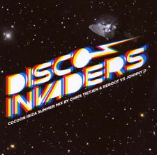 DISCO INVADERS = Dietz/Reboot/Dive...=2CD=COCOON= TECHNO+MINIMAL+TECH HOUSE !
