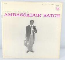"""Louis Armstrong And His All-Stars """"Ambassador Satch""""  1955  Columbia CL 840 NM"""