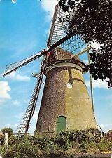 BT1192 rockanje netherlands ronde stenen stelling molen moulin a vent windmill