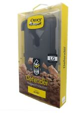New oem Otterbox Defender Series Case for the LG V10 Black with Holster