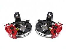 Skoda Fabia 6Y 5J RS original Umbaukit Sport Bremse Set Bremsanlage vorn 310mm