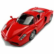Bburago 1:24 Display FERRARI RACE & PLAY ENZO Diecast Car Model Red 26056