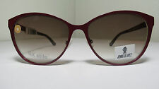 JLO by Jennifer Lopez Sunglasses Burgundy RX-able 56-15-135 FREE SHIPPING